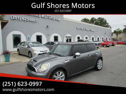 2009 MINI Cooper for sale at Gulf Shores Motors in Gulf Shores AL