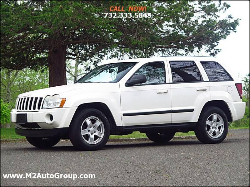 2007 Jeep Grand Cherokee for sale at M2 Auto Group Llc. EAST BRUNSWICK in East Brunswick NJ