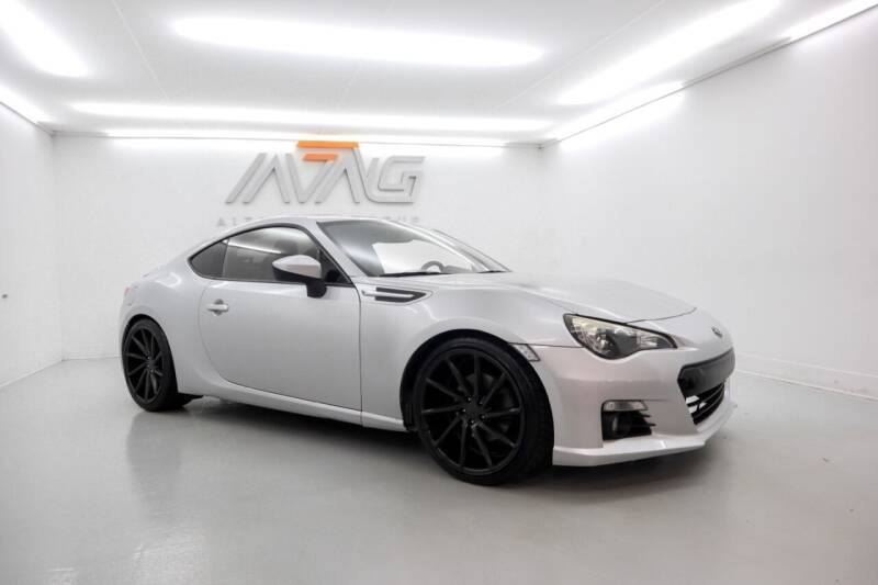 2013 Subaru BRZ for sale at Alta Auto Group LLC in Concord NC