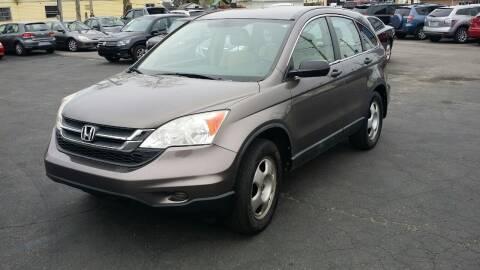 2010 Honda CR-V for sale at Nonstop Motors in Indianapolis IN