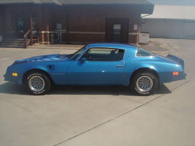 1978 Pontiac Trans Am for sale at Quality Auto Sales in Wayne NE