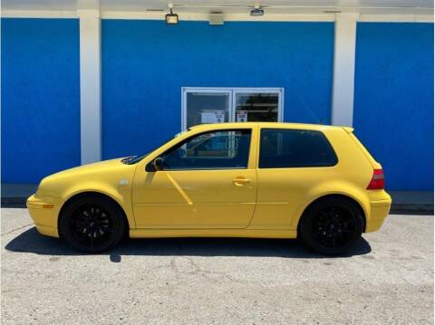 2003 Volkswagen GTI for sale at Khodas Cars in Gilroy CA