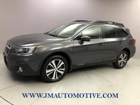 2019 Subaru Outback for sale at J & M Automotive in Naugatuck CT