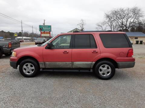 2003 Ford Expedition for sale at Space & Rocket Auto Sales in Hazel Green AL