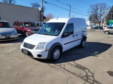 2013 Ford Transit Connect for sale at MOE MOTORS LLC in South Milwaukee WI