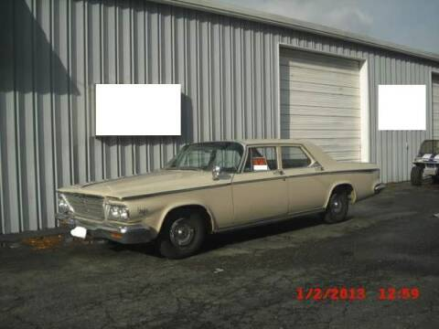 1964 Chrysler Newport for sale at Haggle Me Classics in Hobart IN