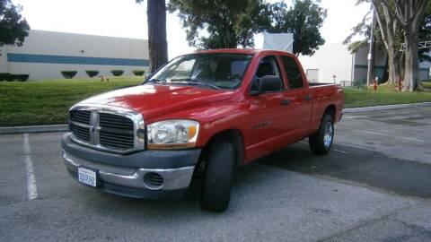 2006 Dodge Ram Pickup 1500 for sale at RAJ Auto Repair & Sales in San Jose CA