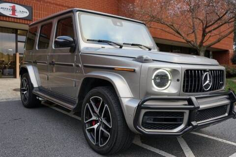 2019 Mercedes-Benz G-Class for sale at Team One Motorcars, LLC in Marietta GA