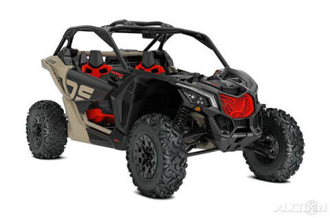2021 Can-Am MAVERICK X3 TURBO RR XDS for sale at ROUTE 3A MOTORS INC in North Chelmsford MA