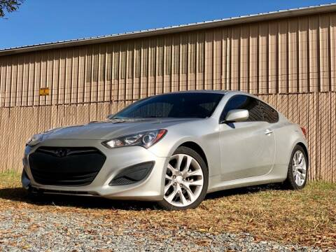 2013 Hyundai Genesis Coupe for sale at Speed Auto Inc in Charlotte NC