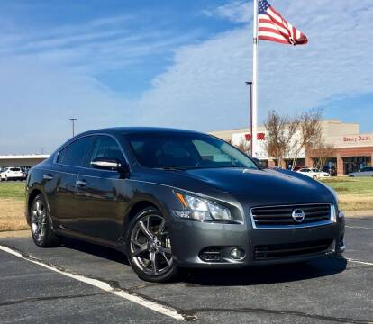 2013 Nissan Maxima for sale at Auto Outlet Sales and Rentals in Norfolk VA