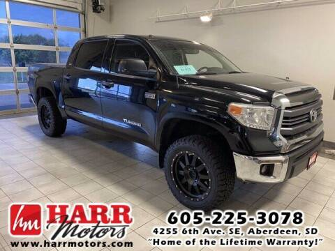 2014 Toyota Tundra for sale at Harr's Redfield Ford in Redfield SD