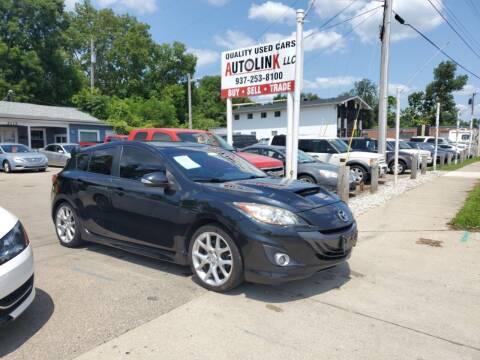2010 Mazda MAZDASPEED3 for sale at AutoLink LLC in Dayton OH