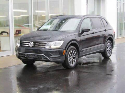 2021 Volkswagen Tiguan for sale at Brunswick Auto Mart in Brunswick OH