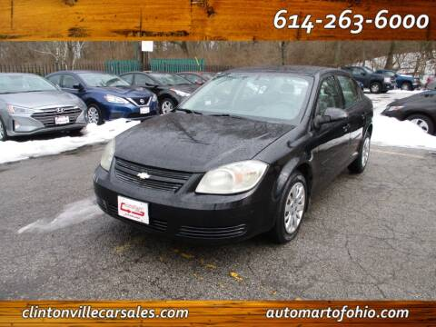 2010 Chevrolet Cobalt for sale at Clintonville Car Sales - AutoMart of Ohio in Columbus OH