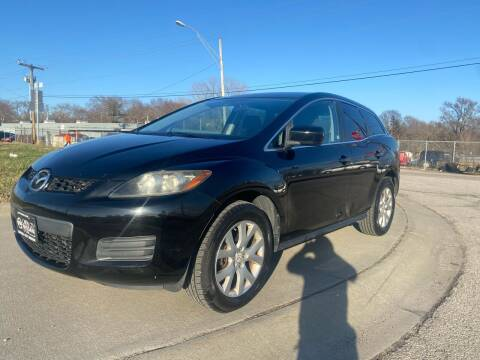 2007 Mazda CX-7 for sale at Xtreme Auto Mart LLC in Kansas City MO
