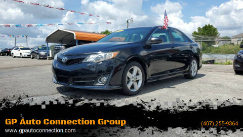 2014 Toyota Camry for sale at GP Auto Connection Group in Haines City FL