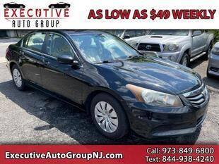 2012 Honda Accord for sale at Executive Auto Group in Irvington NJ