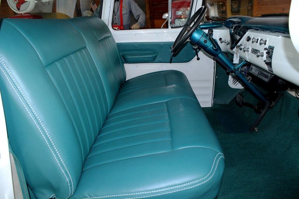 1955 Chevrolet 3100 17