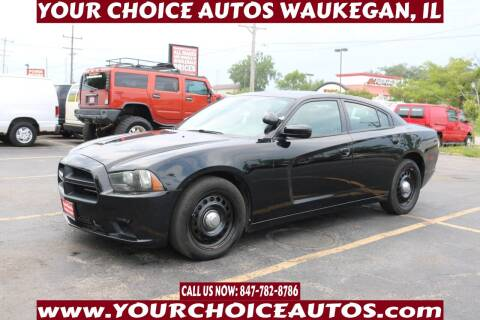 2014 Dodge Charger for sale at Your Choice Autos - Waukegan in Waukegan IL