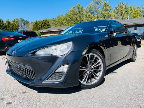 2013 Scion FR-S for sale at Classic Luxury Motors in Buford GA