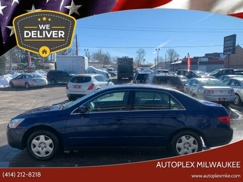 2005 Honda Accord for sale at Autoplex 3 in Milwaukee WI