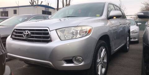 2008 Toyota Highlander for sale at OFIER AUTO SALES in Freeport NY