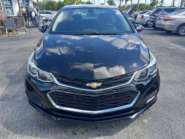 2018 Chevrolet Cruze for sale at Denny's Auto Sales in Fort Myers FL