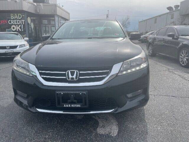 2014 Honda Accord for sale at A&R Motors in Baltimore MD