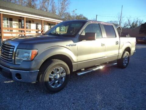 2010 Ford F-150 for sale at PICAYUNE AUTO SALES in Picayune MS