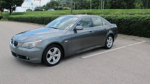 2007 BMW 5 Series for sale at Best Import Auto Sales Inc. in Raleigh NC