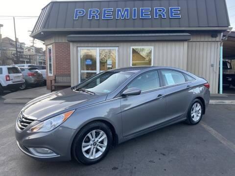2013 Hyundai Sonata for sale at Premiere Auto Sales in Washington PA