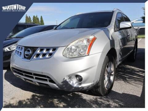2013 Nissan Rogue for sale at BARTOW FORD CO. in Bartow FL