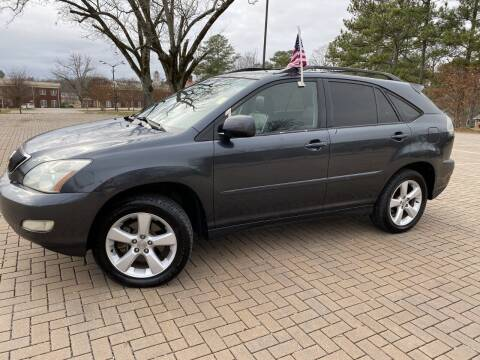 2004 Lexus RX 330 for sale at JES Auto Sales LLC in Fairburn GA