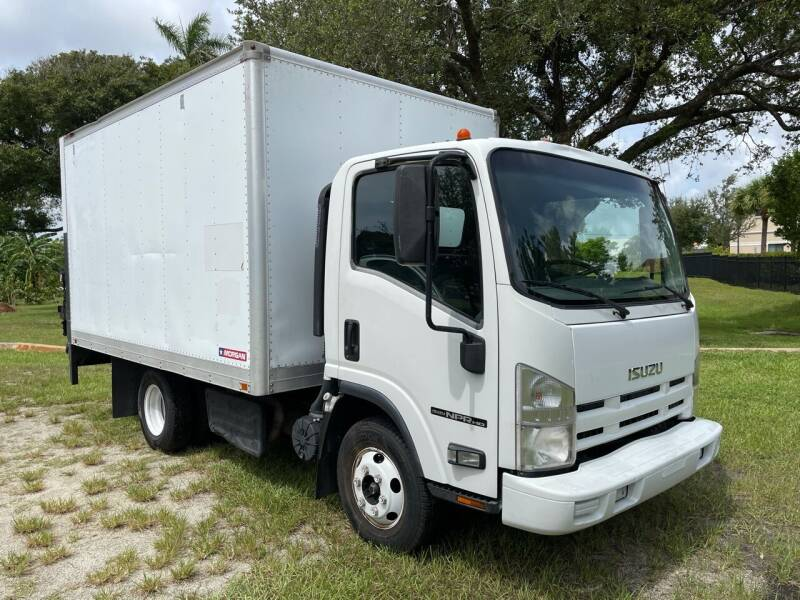 2012 Isuzu NPR-HD for sale at Kaler Auto Sales in Wilton Manors FL