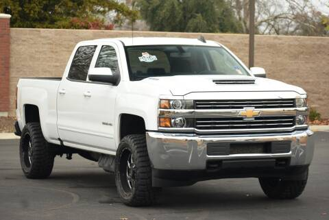 2018 Chevrolet Silverado 2500HD for sale at Sac Truck Depot in Sacramento CA