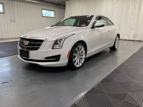 2017 Cadillac ATS for sale at Monster Motors in Michigan Center MI