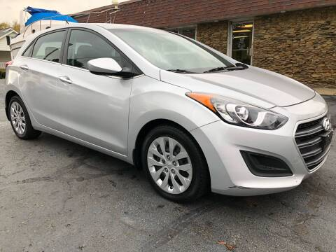 2016 Hyundai Elantra GT for sale at Approved Motors in Dillonvale OH