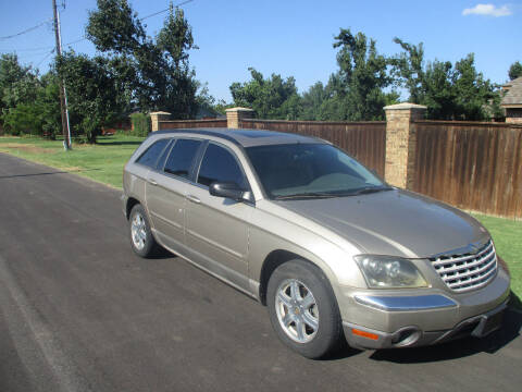 2004 Chrysler Pacifica for sale at BUZZZ MOTORS in Moore OK
