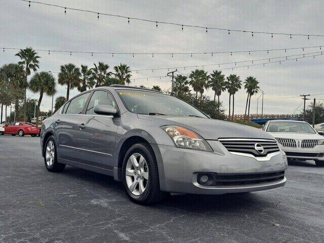 2007 Nissan Altima for sale at Select Autos Inc in Fort Pierce FL