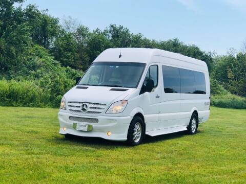 2013 Mercedes-Benz Sprinter for sale at MTK Premier Auto Boutique in Richmond VA