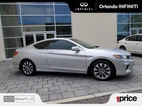 2013 Honda Accord for sale at Orlando Infiniti in Orlando FL