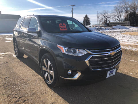 2021 Chevrolet Traverse for sale at Drive Chevrolet Buick Rugby in Rugby ND