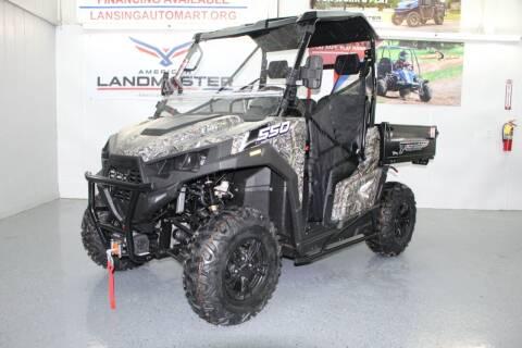 2021 Massimo T BOSS 550F UTV for sale at Lansing Auto Mart in Lansing KS