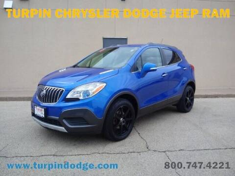 2014 Buick Encore for sale at Turpin Dodge Chrysler Jeep Ram in Dubuque IA
