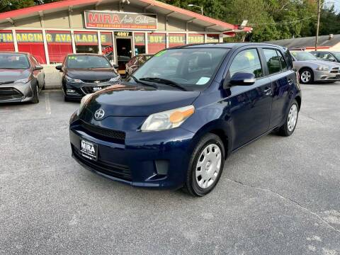 2012 Scion xD for sale at Mira Auto Sales in Raleigh NC