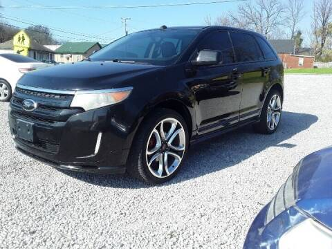 2011 Ford Edge for sale at AC AUTOMOTIVE LLC in Hopkinsville KY