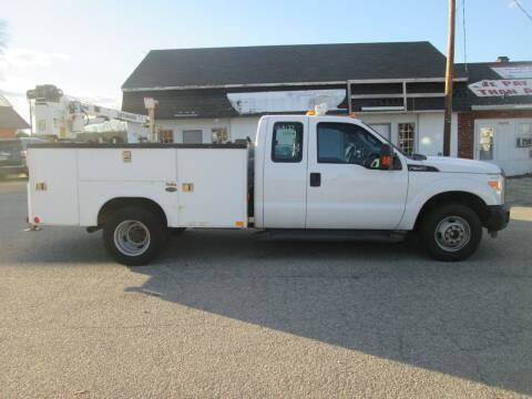 2013 Ford F-350 Super Duty for sale at Wally's Wholesale in Manakin Sabot VA