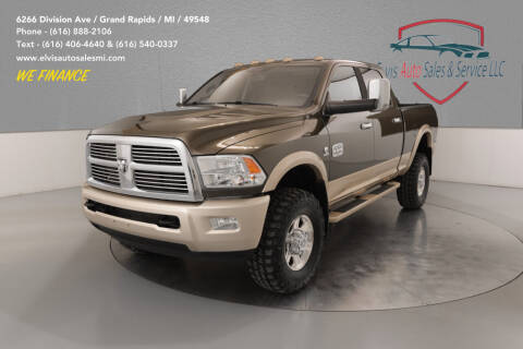 2011 RAM Ram Pickup 2500 for sale at Elvis Auto Sales LLC in Grand Rapids MI