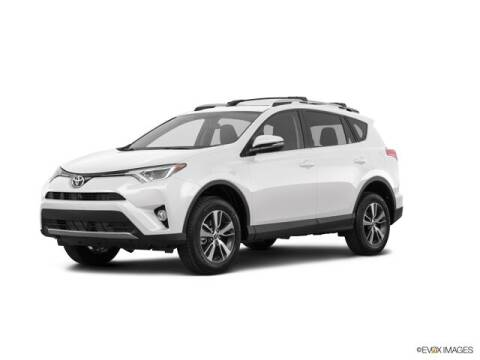 2017 Toyota RAV4 for sale at TETERBORO CHRYSLER JEEP in Little Ferry NJ